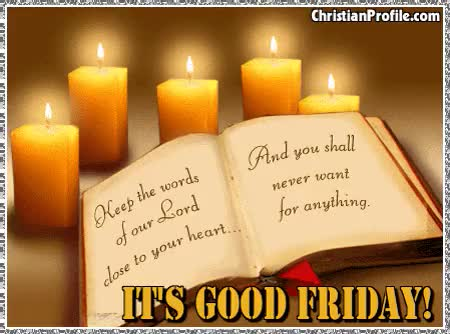 Watch and share Good Friday GIFs on Gfycat