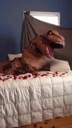 Watch this dinosaur GIF on Gfycat. Discover more dinosaur, t rex, tyrannosaurus rex GIFs on Gfycat