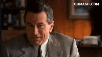 Watch and share Robert De Niro GIFs on Gfycat