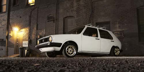Watch and share Volkswagen Golf GIFs and Vw Golf Mk1 GIFs on Gfycat