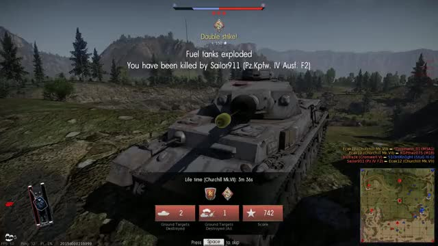 Watch and share Warthunder GIFs and Panzer GIFs by ecak12 on Gfycat
