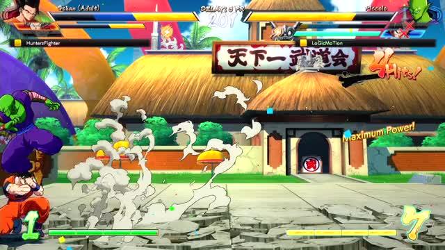 Watch DBFZ GIF by @logicmotion on Gfycat. Discover more Dragon Ball FighterZ, dbfz GIFs on Gfycat
