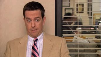 Watch andy bernard GIF on Gfycat. Discover more related GIFs on Gfycat