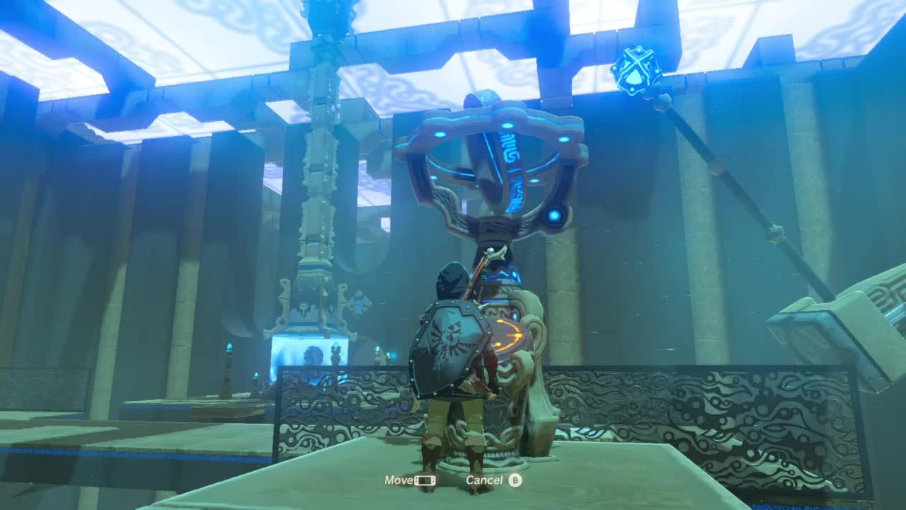 The Legend of Zelda: Breath of the Wild, Zelda, Cricket GIFs