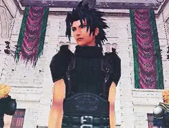 Watch and share Final Fantasy GIFs and Cloud Strife GIFs on Gfycat