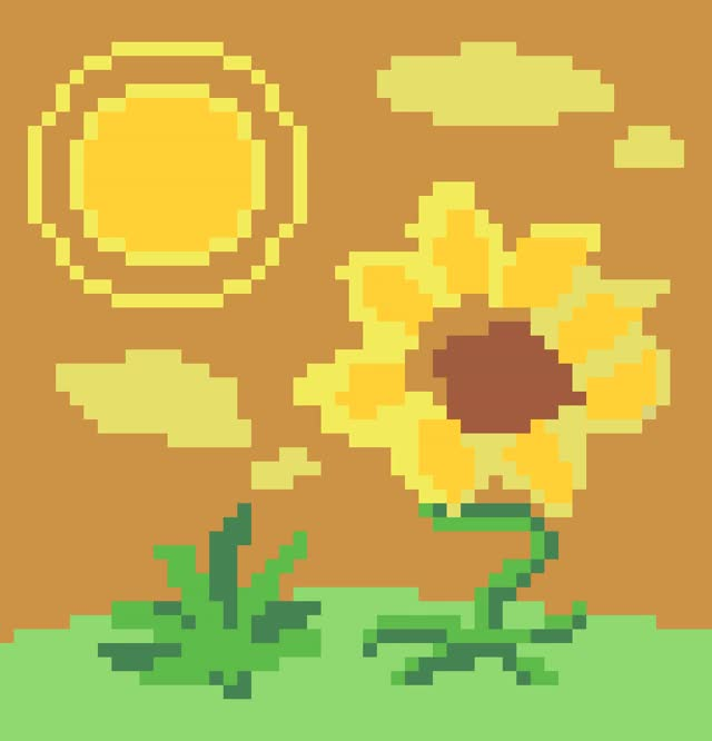 Watch and share Sunflower GIFs by scootmcdoot on Gfycat