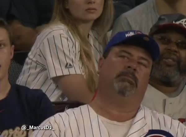 Watch Chicago Cubs fan GIF by MarcusD (@-marcusd-) on Gfycat. Discover more related GIFs on Gfycat