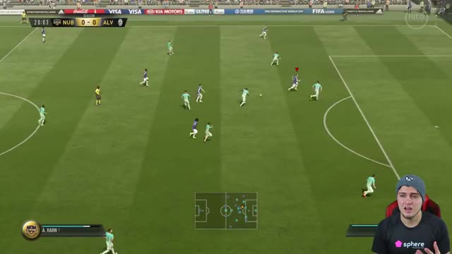 Watch and share Fifa 17 Attacking GIFs on Gfycat