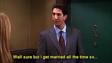Watch and share Ross Eustace Geller GIFs and David Schwimmer Gif GIFs on Gfycat