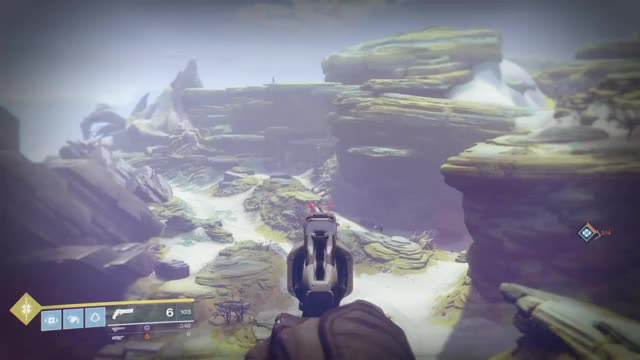 Watch and share Destiny 2 Hand Cannon Pressure Sensitive Trigger GIFs by muzzy100 on Gfycat