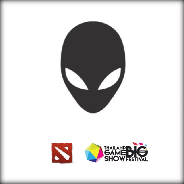 Watch and share Alienware Thailand DOTA2 Tournament GIFs on Gfycat