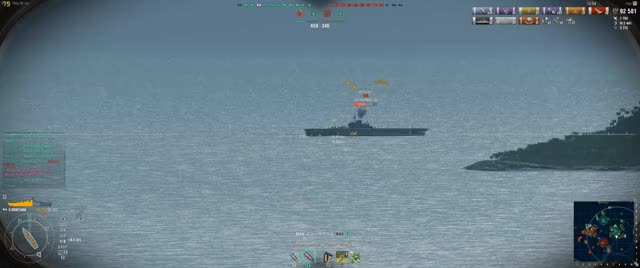 Watch No carrier safe! GIF by Overwolf (@overwolf) on Gfycat. Discover more Citadel, Destroyed, Gaming, Overwolf, World of Warships GIFs on Gfycat