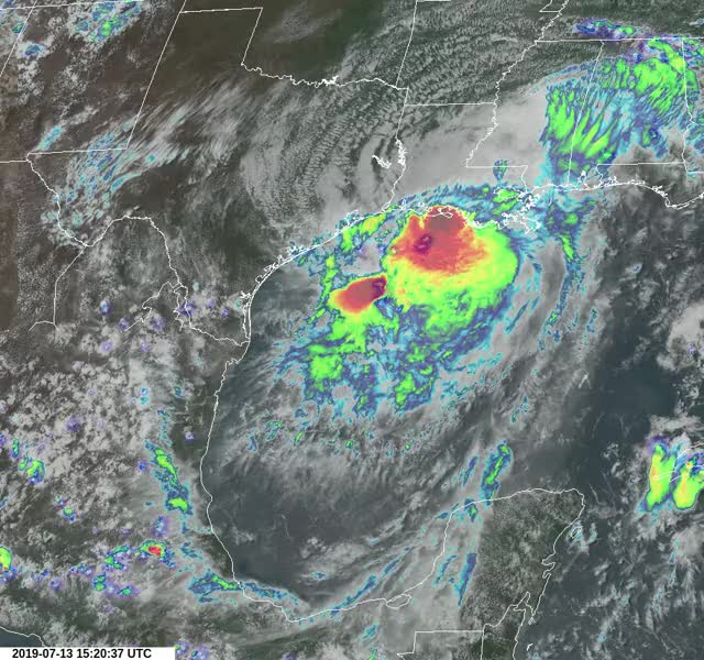 Watch and share Hurricane Barry GIFs and Louisiana GIFs by The Watchers on Gfycat