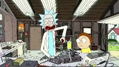 Watch and share Justin Roiland GIFs and Rick And Morty GIFs on Gfycat