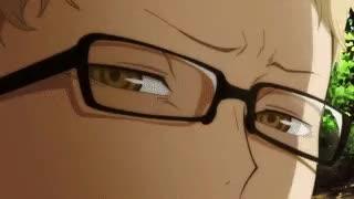 Watch and share And Still Have GIFs and Tsukishima Kei GIFs on Gfycat