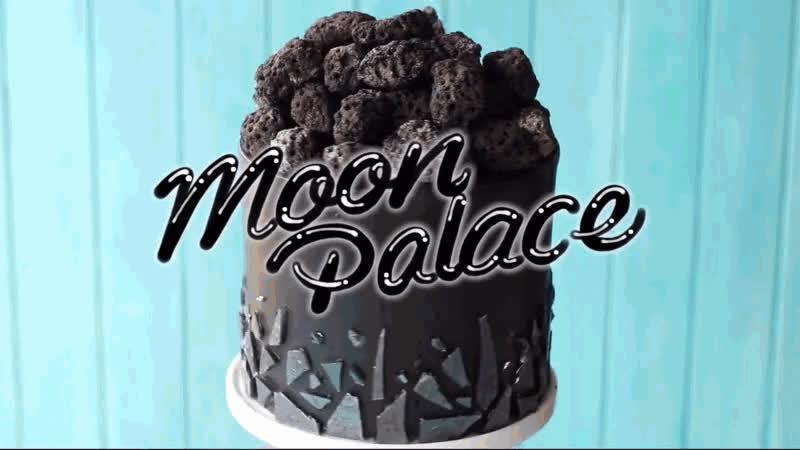 Moon Palace Cake GIFs