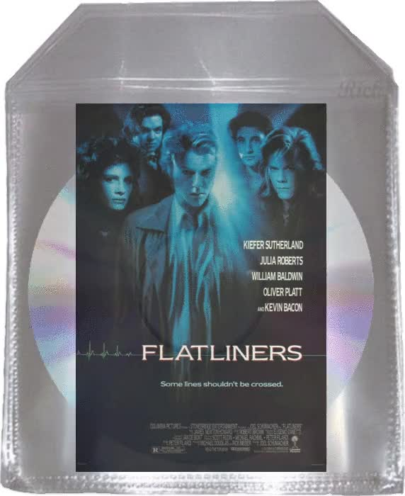 Watch and share Flatliners (1990) GIFs by ricks on Gfycat
