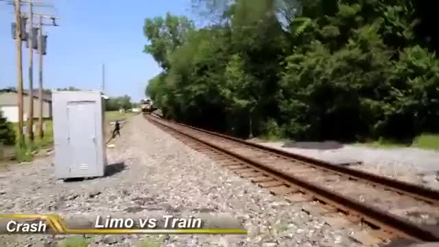 Watch Bitch, you might be a limo, but I'm a motherfucking train! (reddit) GIF on Gfycat. Discover more BitchImATrain, bitchimatrain GIFs on Gfycat