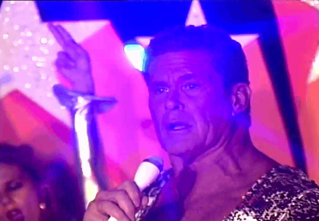 David Hasselhoff, awkward, freaked out, guardians inferno, David Hasselhoff Awkward GIFs