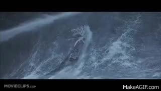 Watch The Giant Wave - The Perfect Storm (3/5) Movie CLIP (2000) HD GIF on Gfycat. Discover more related GIFs on Gfycat