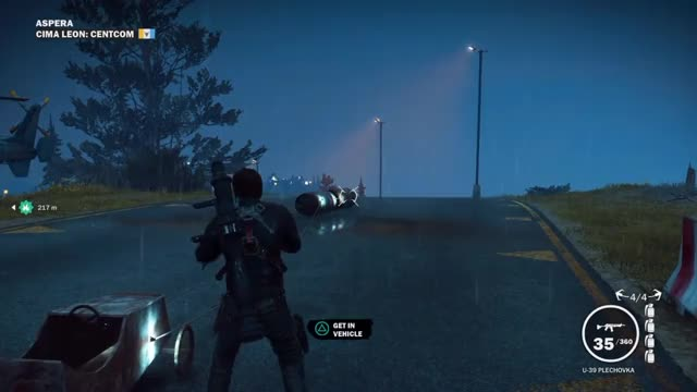 Watch Two Stage Rocket Car - Just Cause 3 Stunts! GIF by ThePyrotechnician (@thepyrotechnician) on Gfycat. Discover more jc3, just cause 3, thepyrotechnician GIFs on Gfycat