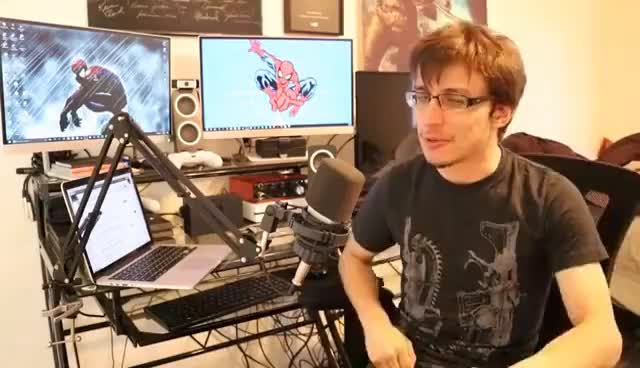 Watch and share TARIQ NASHEED Vs THE WORLD! - Ray Gun Recap GIFs on Gfycat