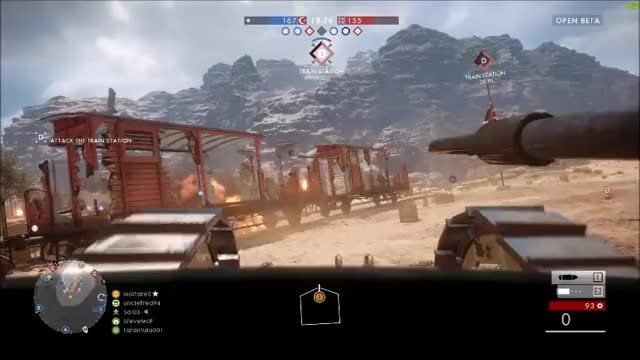 Watch This cockroach won't die -_- GIF by Ernesto Nunez (@nito99) on Gfycat. Discover more battlefield, battlefield1, battlefieldone GIFs on Gfycat