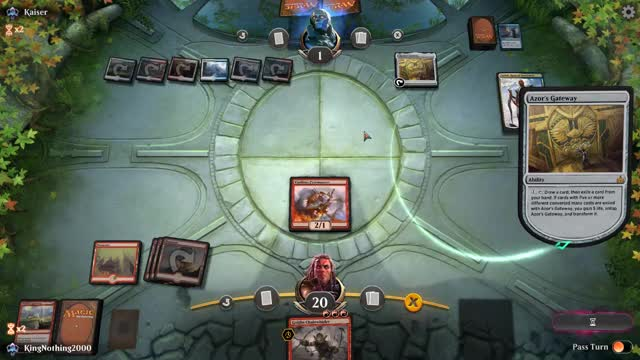 Watch Fiery Finish GIF by KingNothing2000 (@kingnothing2000) on Gfycat. Discover more Gaming, MTG Arena, Magic: The Gathering, Magic: The Gathering Arena, kingnothing2000 GIFs on Gfycat