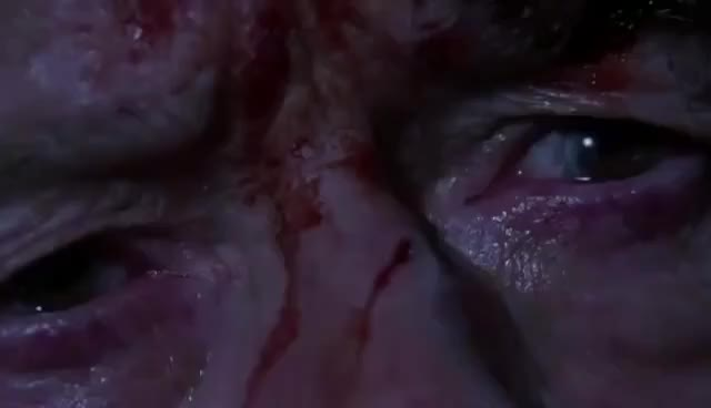 Watch and share Disgusting Short - V For Vendetta - Chancellor Death Scene GIFs on Gfycat