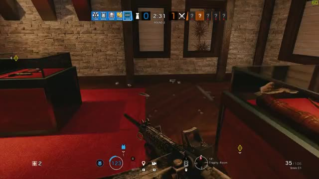Watch and share Rainbow6 GIFs and Siege GIFs by thermicrocket on Gfycat