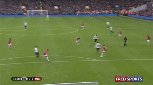 Watch and share Sandro Goal Vs Manchester United GIFs on Gfycat