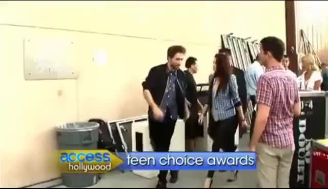 Watch and share Backstage GIFs and Robsten GIFs on Gfycat