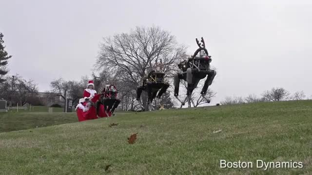 Watch and share Boston Dynamics GIFs and Reindeer GIFs on Gfycat