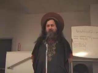 All Tags, Linux, free, gnu, ignucius, richard, saint, software, stallman, Richard Stallman (as St IGNUcius) : Emacs vs Vi GIFs