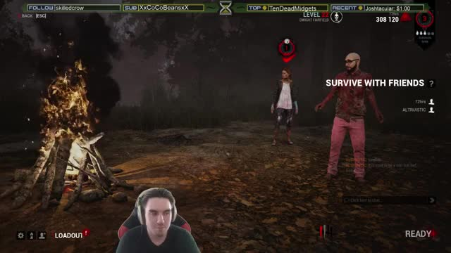 P3 Survivor - Sub Button HYPE :D  |  Twitter =  @72hrslol