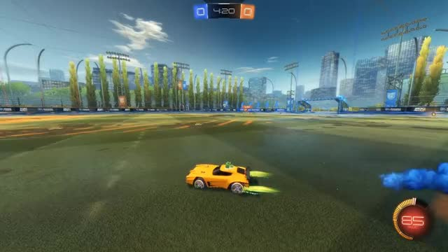 Watch and share Rocket League GIFs and Sjmpson GIFs by Jason Simpson on Gfycat