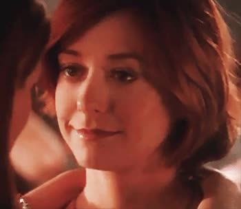 Watch and share Willow Rosenberg GIFs and Not That U Would GIFs on Gfycat