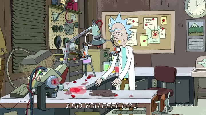 rickandmorty, Imgur: The most awesome images on the Internet GIFs