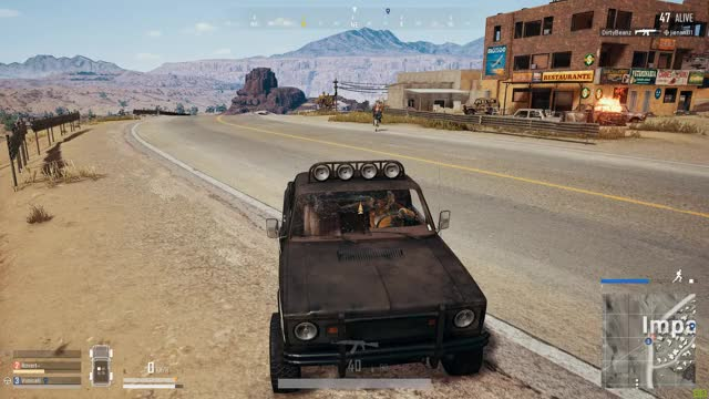 Watch and share Vlc-record-2018-04-25-21h39m51s-PLAYERUNKNOWN GIFs by viiniceli on Gfycat