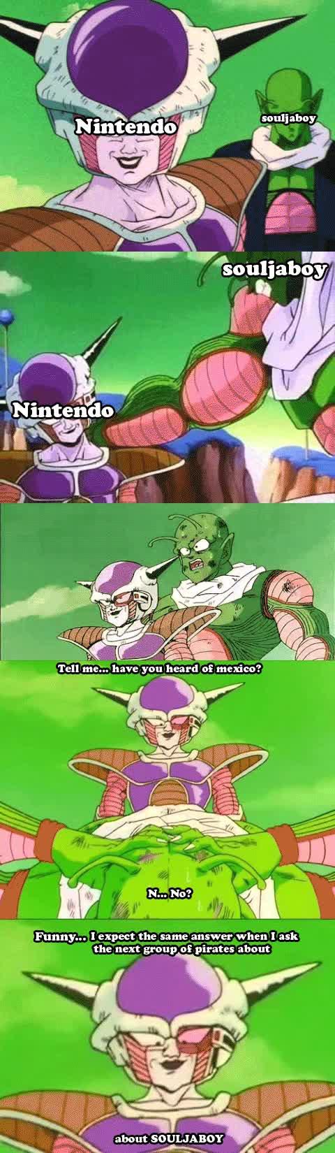 Nintendo Vs. Souljaboy