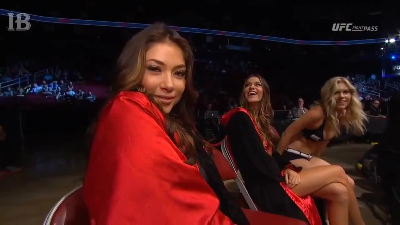 UFC Octagon Girls GIFs