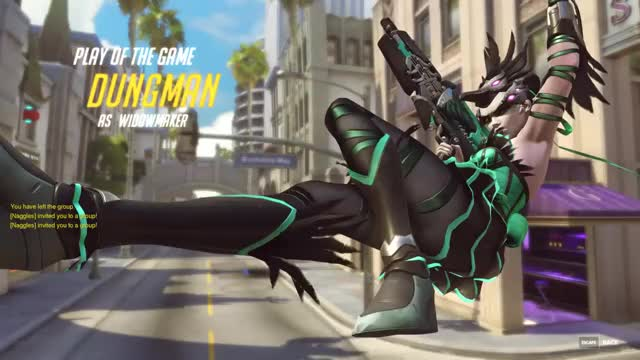 Watch and share Overwatch GIFs and Widow GIFs on Gfycat