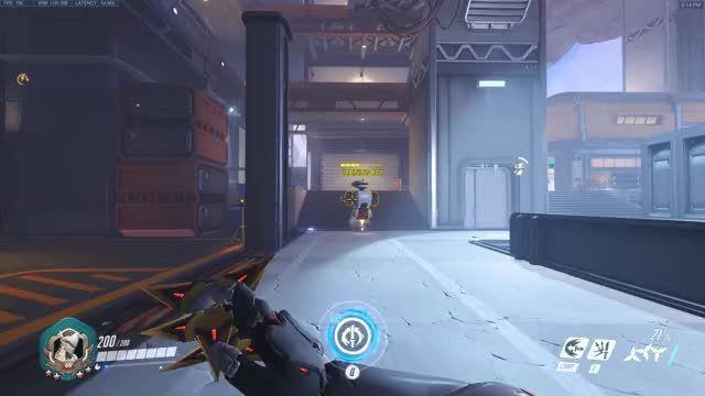 Watch and share Overwatch GIFs by cyclical on Gfycat
