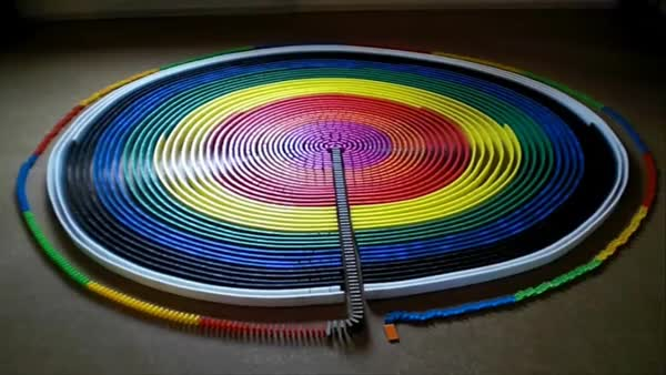 Watch and share Domino Circle GIFs on Gfycat