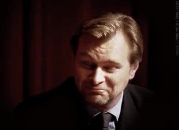 Watch and share Christopher Nolan GIFs on Gfycat