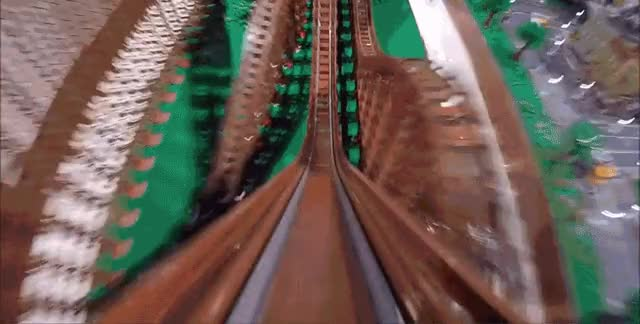 Watch and share Roller Coaster GIFs by Vinegret on Gfycat