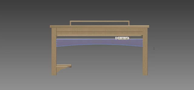 Watch I want to build myself a new computer desk. What do you guys think of this design? (reddit) GIF on Gfycat. Discover more woodworking GIFs on Gfycat