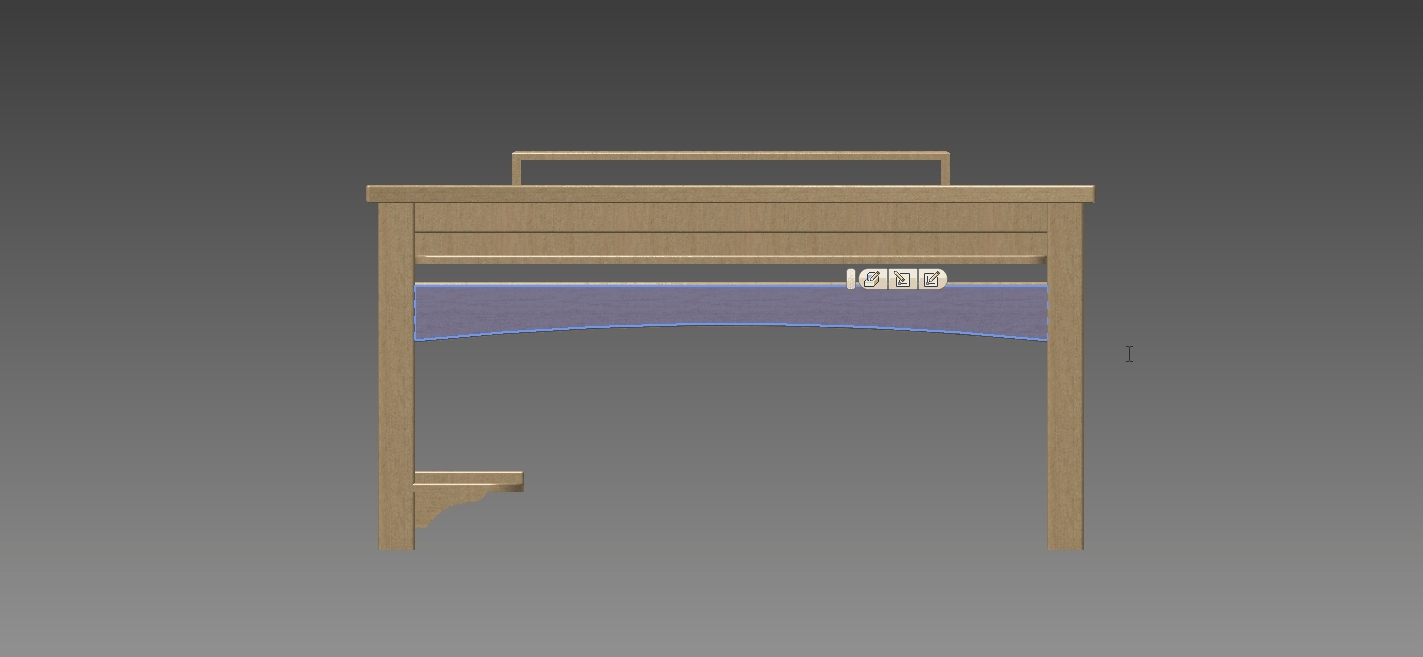 woodworking, I want to build myself a new computer desk. What do you guys think of this design? (reddit) GIFs