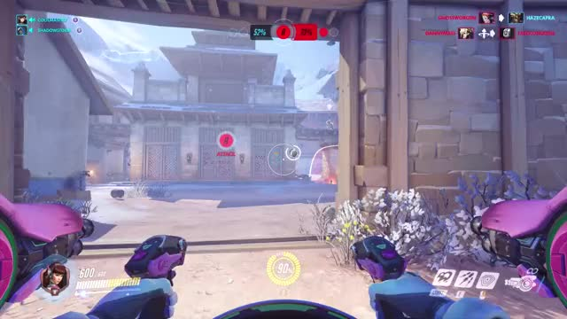 Watch and share Overwatch 2021-02-28 14-58-27 GIFs on Gfycat