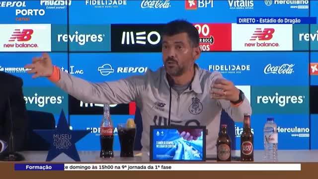 Watch and share Conferência De Imprensa Sérgio Conceição - FC Porto X Paços De Ferreira GIFs on Gfycat